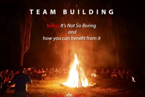 Team Building and Why It's Not So Boring