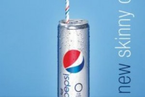 Pepsi's New Skinny Can