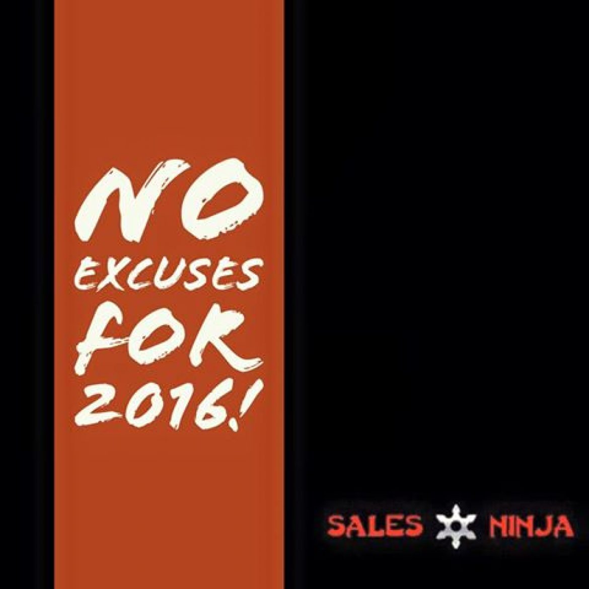 Must have Sales changes in 2016!