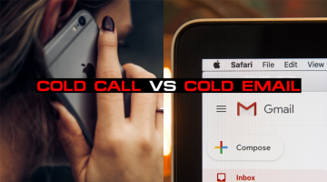 Cold Calls Vs Cold Emails, Which Works Best?