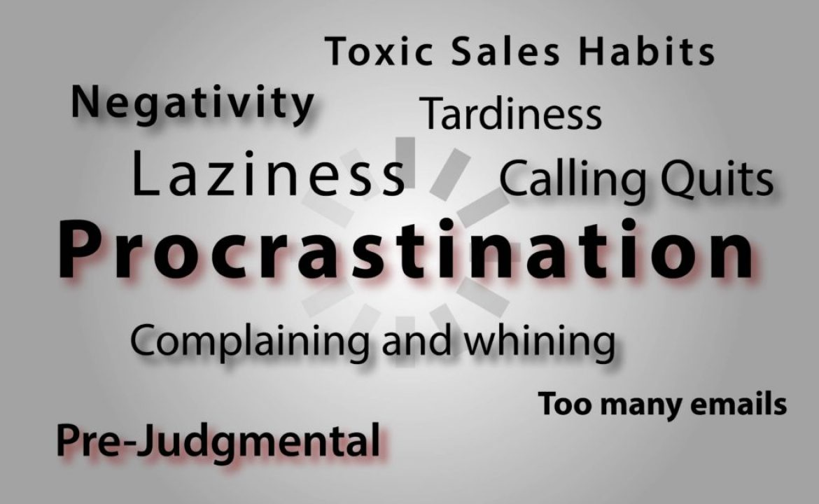 Old But Continuous Toxic Sales Habits